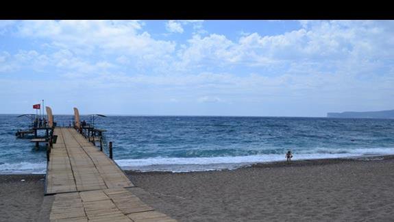 Plaża hotelu Otium Life