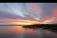 Hotel Best Negresco - Zachód słońca (z balkonu)