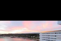 Hotel Best Negresco - Widok z balkonu na hotel