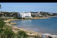 Hotel Best Negresco - Widok na plażę i hotel