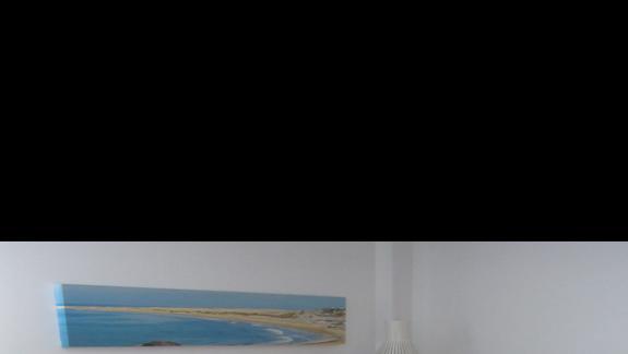 Pokój- wydzielona czesc z sofa  Bronze Playa