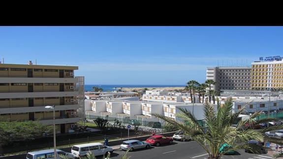 Widok z pokoju  Bronze Playa