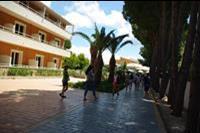 Hotel Ionian Sea - teren hotelu
