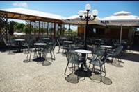 Hotel Ionian Sea - bar przy basenie