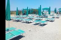 Hotel Liscia Eldi - plaża