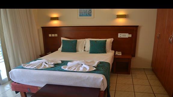 Pokój standardowy w hotelu Rethymno Mare