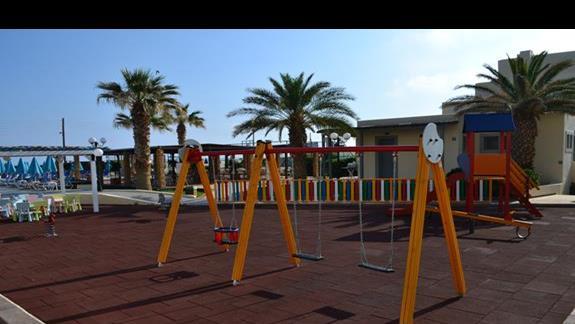 Plac zabaw w hotelu Europa Beach