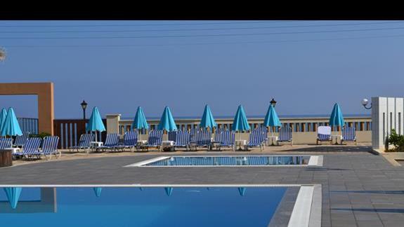 Brodzik w hotelu Europa Beach