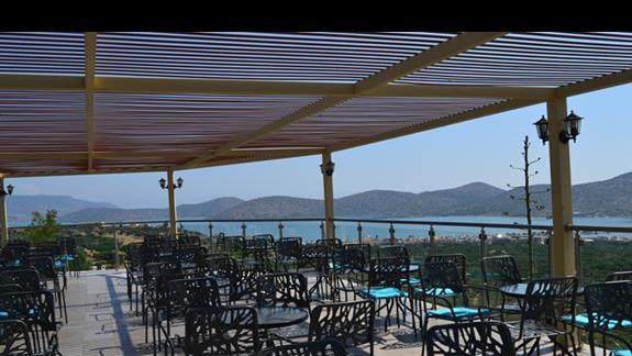 Restauracja w hotelu Elounda Waterpark Residence