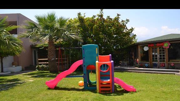 Plac zabaw w hotelu Sissi Bay