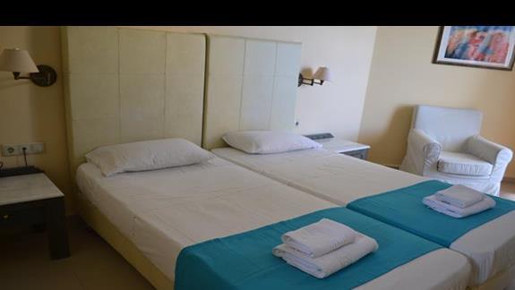 Pokój standardowy w hotelu Sissi Bay