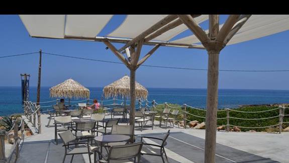 Teren hotelu Sissi Bay