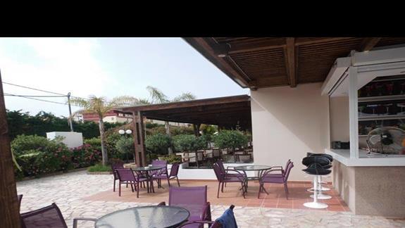 Bar przy basenie Caretta Star