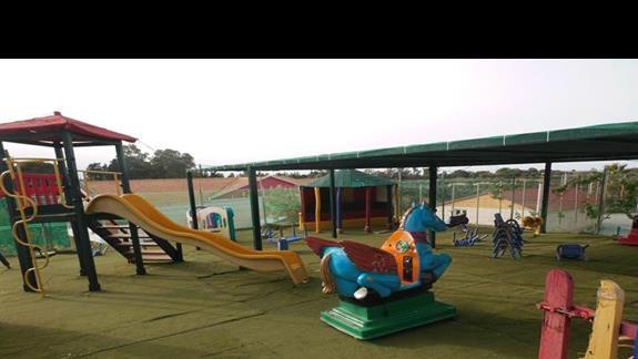 Plac zabaw Royal Zante