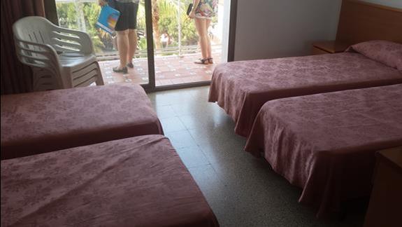 Pokój dla 4 osób