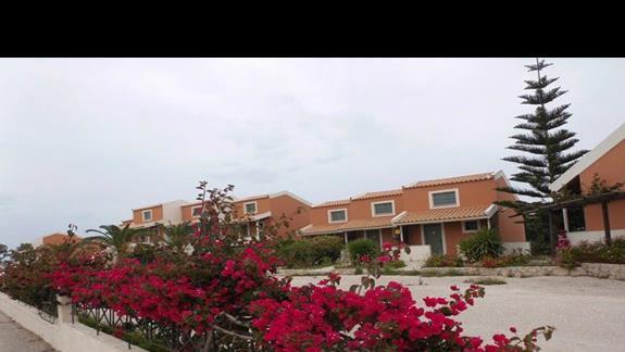Widok z pokoju standard Ionian Sea