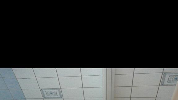 Łazienka w pokoju standard Palatino