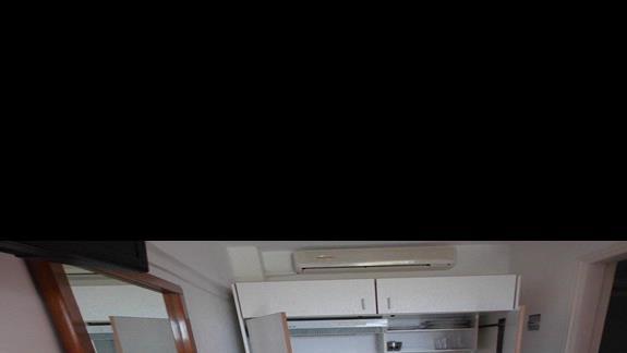 Aneks w apartamencie Palatino