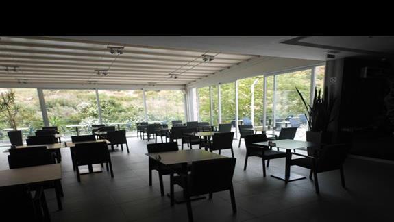 Restauracja w Tesoro Blu