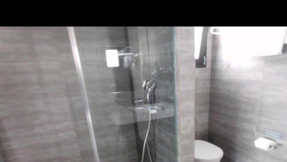 Łazienka w pokoju standard w Tesoro Blu