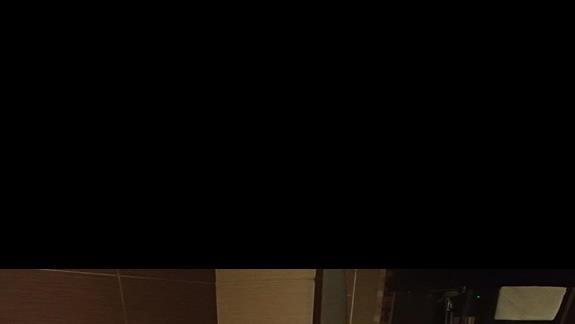 łazienka w budynku głównym
