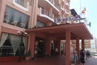 Hotel Izola Paradise - wejście do hotelu