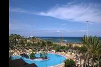 Hotel Elba Sara Beach Golf Resort - widok z okna