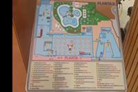 Hotel Tahiti Playa - Plan hotelu