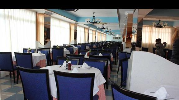 restauracja hotelu Santa Monica Playa