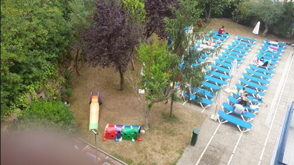 Okolice basenu