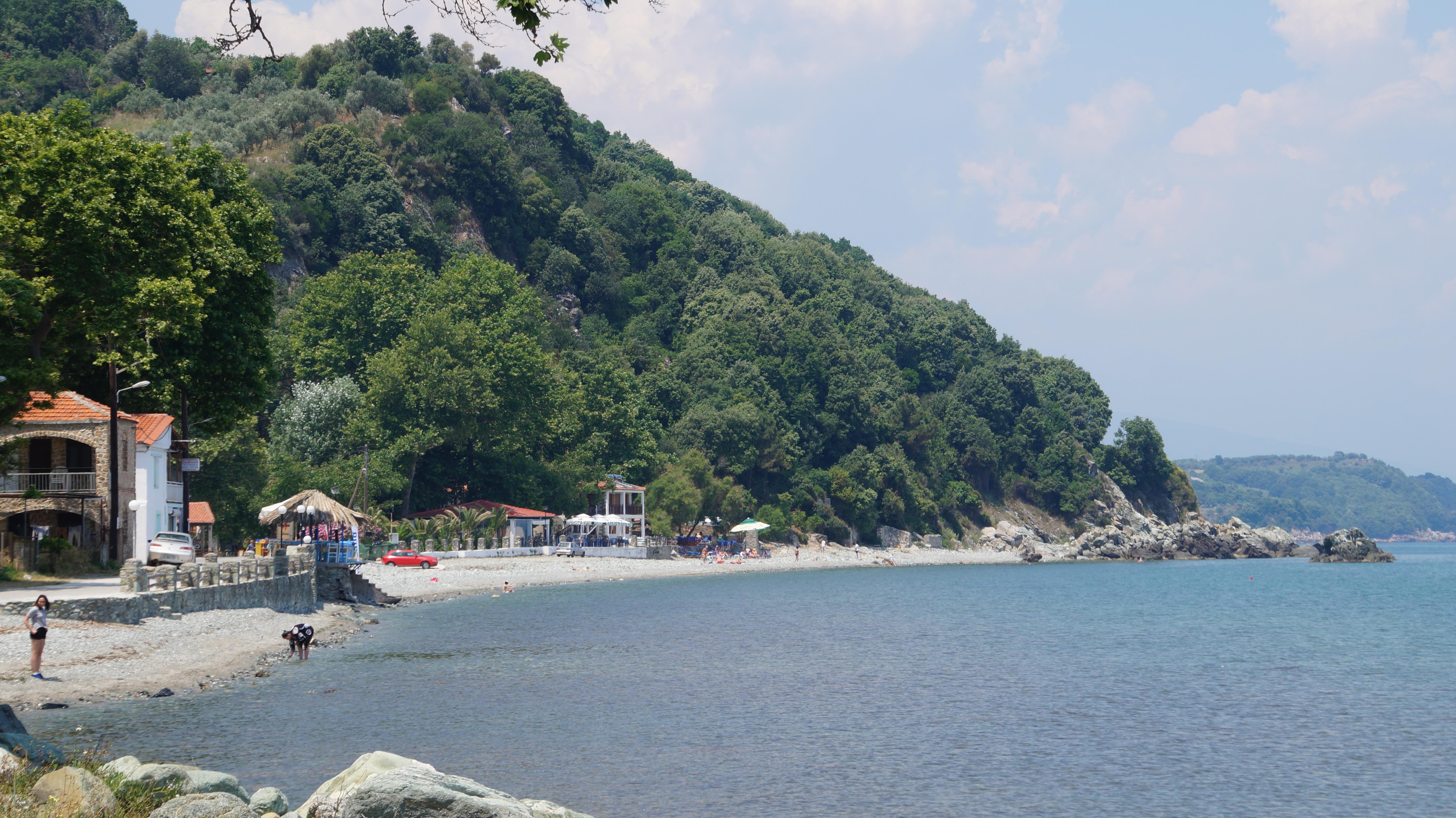 Plaża Kokino Nero