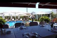 Hotel Flower and Spa - Część restauracji hotelowej