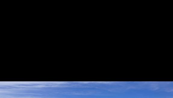 widok na hotel z tarasu