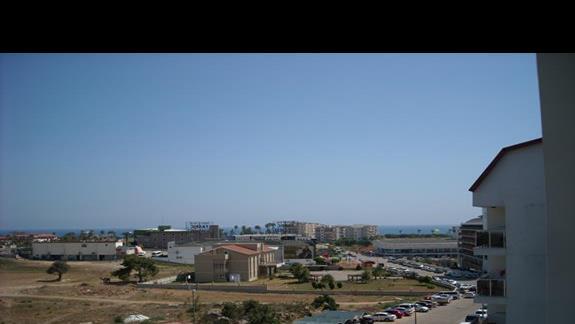 Widok z balkonu ;)