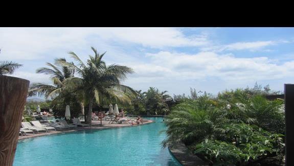 Strefa basenowa Lopesan Baobab Resort