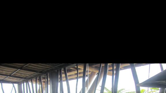 Restauracja afrykańska Lopesan Baobab Resort
