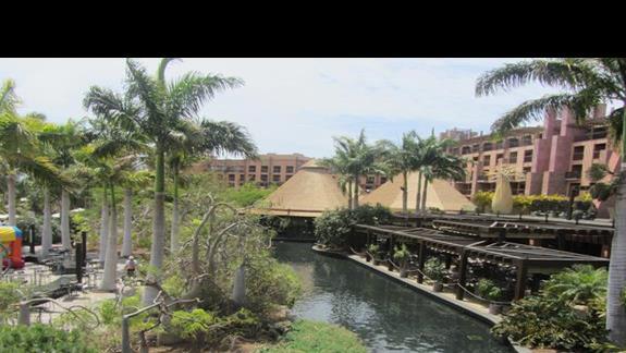 Strefa hotelowa Lopesan Baobab Resort