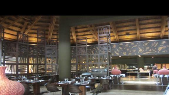 Restauracja bufetowa Lopesan Baobab Resort