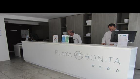 Recepcja Playa Bonita