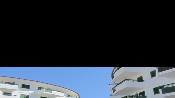 Strefa hotelowa Playa Bonita