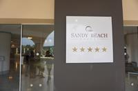 Hotel Labranda Sandy Beach - wejście do hotelu