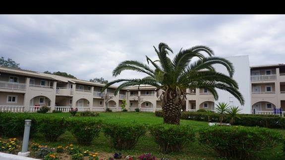 teren hotelowy