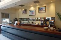 Hotel Hellinis - bar przy recepcji