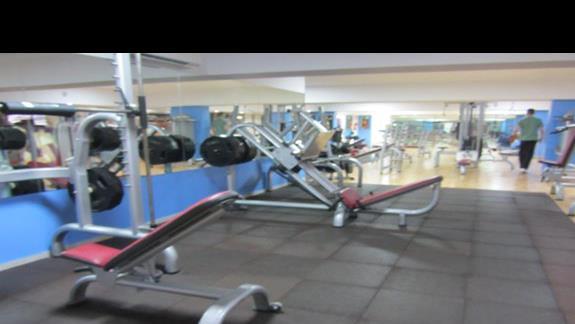Labranda Marieta  siłownia