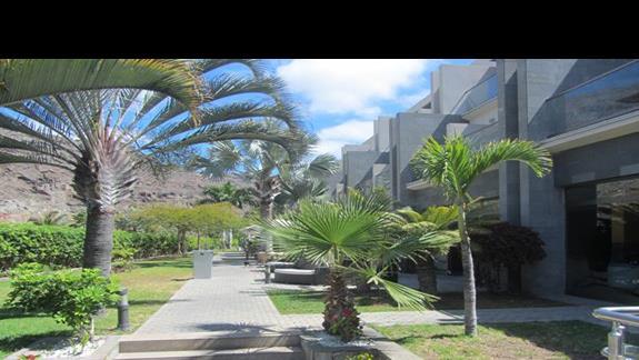 Paradise Costa Taurito  wejście do hotelu