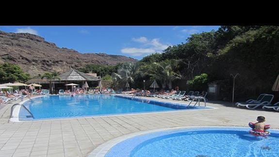 Paradise Costa Taurito basen
