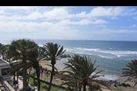 Hotel Faro, a Lopesan Collection - Ifa Faro plaża, widok na morze