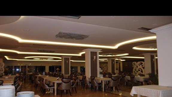 Restauracja w hotelu