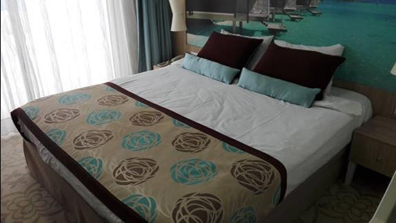 pokój rodzinny w hotelu Izgrev Spa & Aquapark