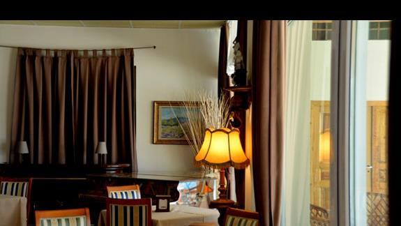 Hol hotelowy w hotelu Filip